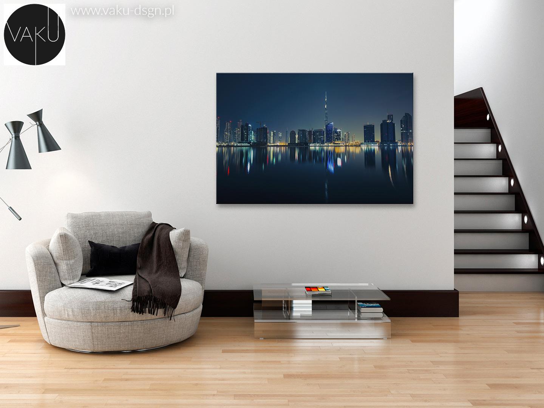 fotoobraz z motywem Dubaju