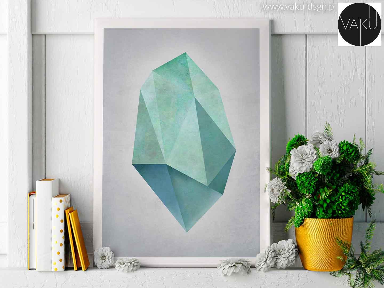 minimalistyczny obraz