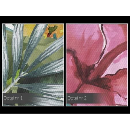 Rajski przylądek - nowoczesny obraz do salonu - 120x80 cm