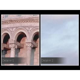 Krzywa wieża w Pizie - fotografia na płótnie