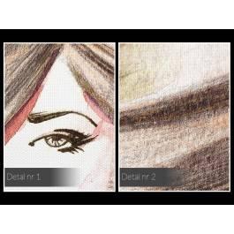 Sauté - nowoczesny obraz na płótnie - 120x80 cm