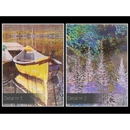 Tchnienie wolności - nowoczesny obraz na płótnie - 80x80 cm