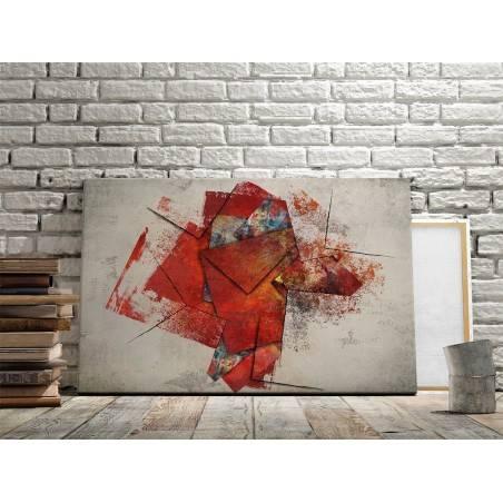 Apokryf sił nadprzyrodzonych - nowoczesny obraz na płótnie - 120x80 cm