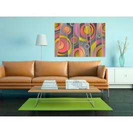 Okamgnienie - nowoczesny obraz do salonu