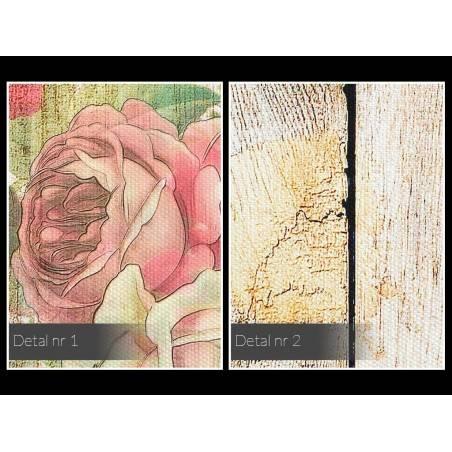 Au naturel - nowoczesny obraz na płótnie - 120x80 cm