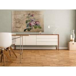 Epistemologia miłości - nowoczesny obraz do sypialni - 120x80 cm