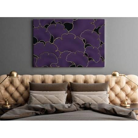 Pałacowy dygnitariat - nowoczesny obraz na płótnie - 120x80 cm