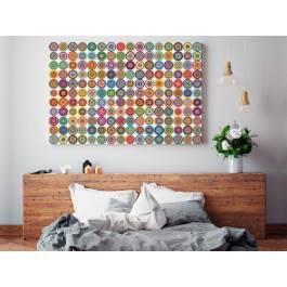 Fantom - nowoczesny obraz do sypialni