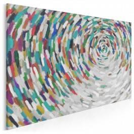 Alabastrowa tafla - nowoczesny obraz na płótnie