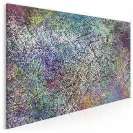 Nabaziando - nowoczesny obraz do salonu - 120x80 cm