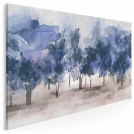 Wielkie nieba - nowoczesny obraz na płótnie - 120x80 cm