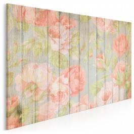 Prowansalski sen - nowoczesny obraz na płótnie - 120x80 cm