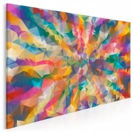 Trzeci wymiar - nowoczesny obraz na płótnie - 120x80 cm