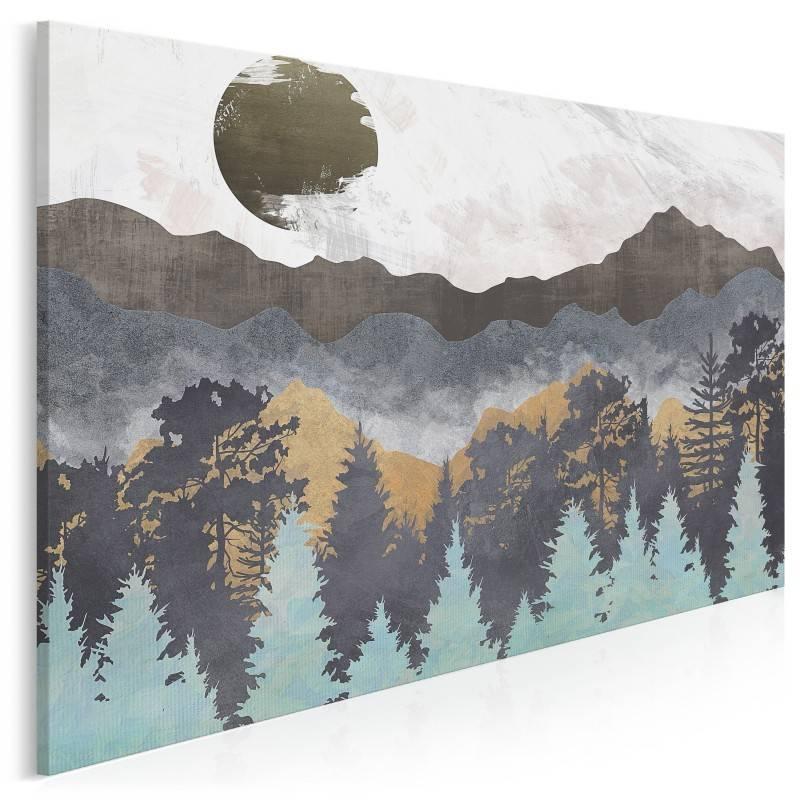 O dali z oddali - nowoczesny obraz na płótnie - 120x80 cm