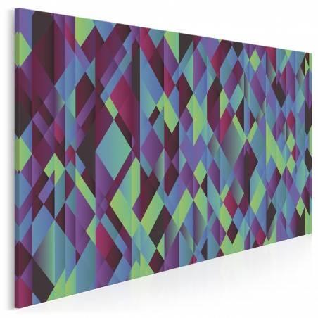 Kwestia interpretacji - nowoczesny obraz do salonu - 120x80 cm
