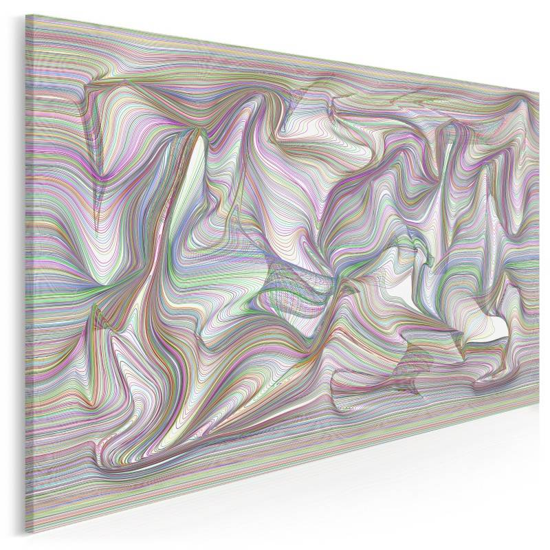 Asymptota - nowoczesny obraz na płótnie