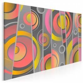 Okamgnienie - nowoczesny obraz do salonu - 120x80 cm