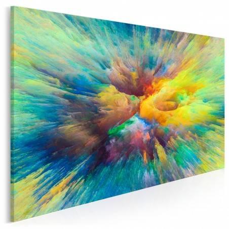 Akt ekstazy - nowoczesny obraz do salonu - 120x80 cm