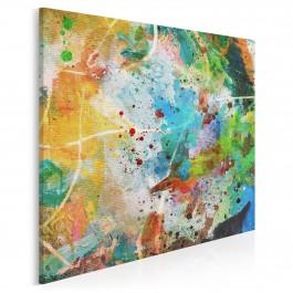 Exodus - nowoczesny obraz do salonu - 80x80 cm