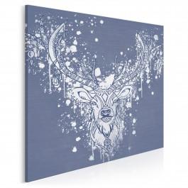 Łapacz snów - nowoczesny obraz na płótnie - 80x80 cm