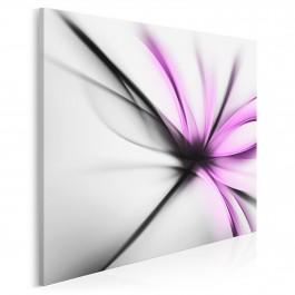 Niezmącona równowaga - nowoczesny obraz na płótnie - w kwadracie