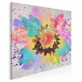 Wolta - nowoczesny obraz na płótnie - 80x80 cm