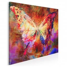 Uskrzydlić marzenia - nowoczesny obraz na płótnie - 80x80 cm