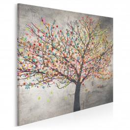 Małe szczęścia - nowoczesny obraz na płótnie - 80x80 cm