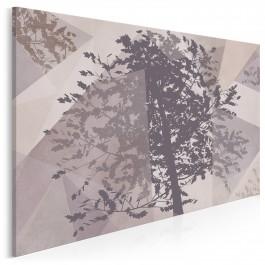 Miara naturalności - nowoczesny obraz na płótnie - 120x80 cm