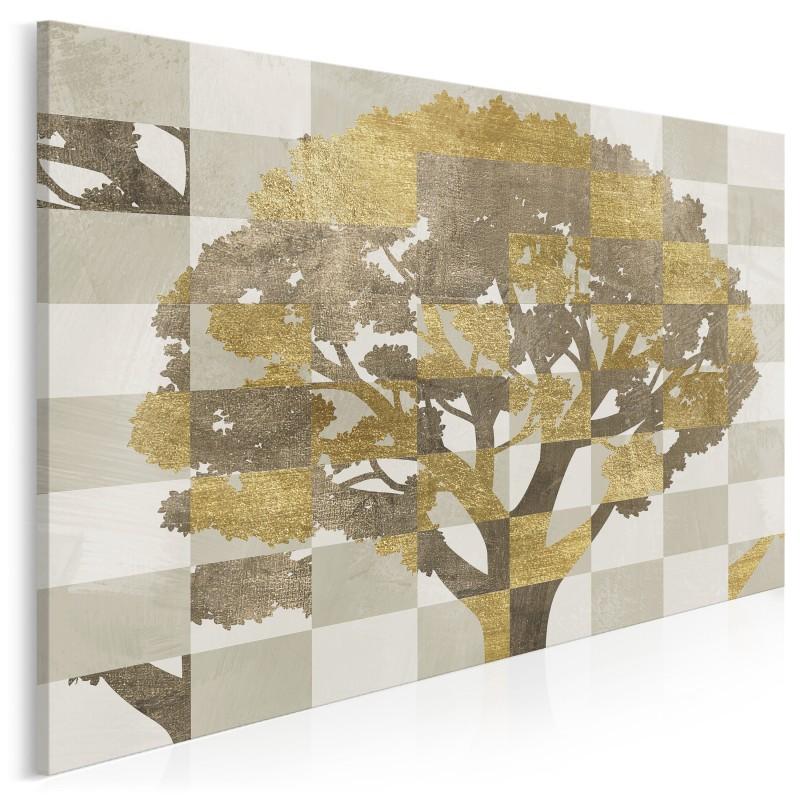 Eon - nowoczesny obraz na płótnie - 120x80 cm