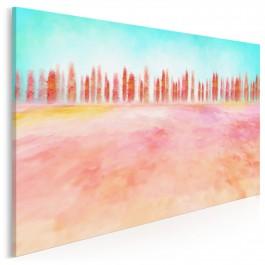 Wolność po horyzont - nowoczesny obraz do salonu - 120x80 cm