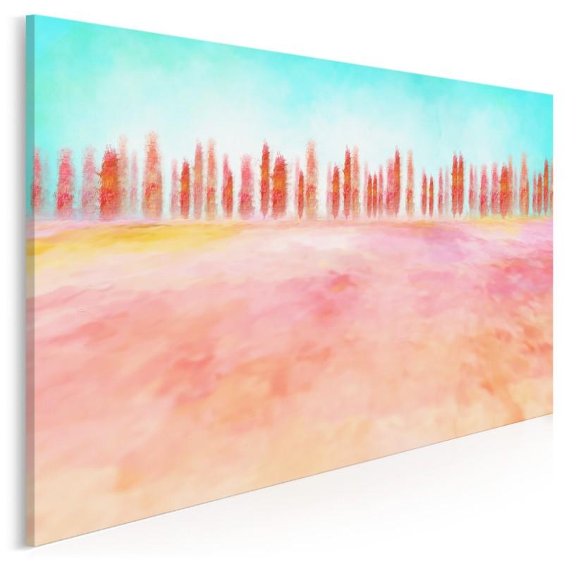 Wolność po horyzont - nowoczesny obraz do salonu