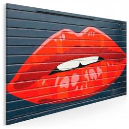 Namiętność słów - zdjęcie na płótnie - 120x80 cm