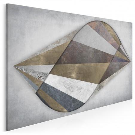 Odwrócić przeznaczenie - nowoczesny obraz na płótnie - 120x80 cm