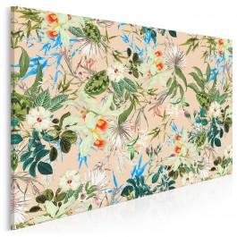Ogrody Semiramidy - nowoczesny obraz na płótnie - 120x80 cm