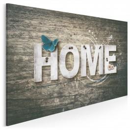 Domowe pielesze - nowoczesny obraz na płótnie - 120x80 cm