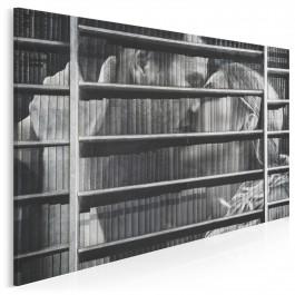 Pamiętniki Romea i Julii - nowoczesny obraz na płótnie - 120x80 cm