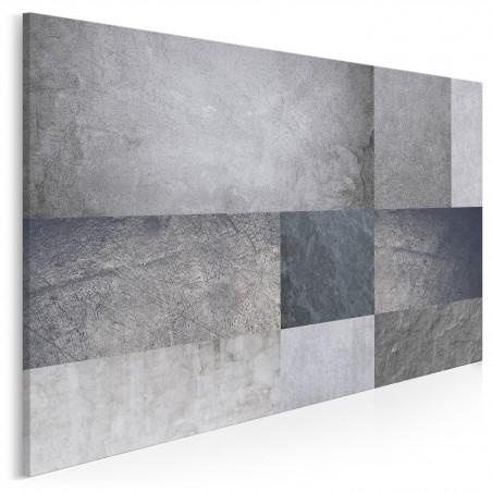 Proste zawiłości - nowoczesny obraz na płótnie - 120x80 cm