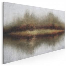 Delta - nowoczesny obraz na płótnie - 120x80 cm