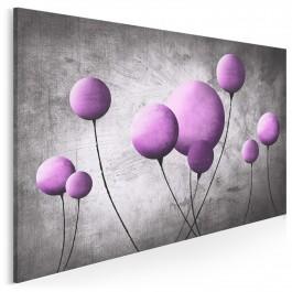 Kalaitowy balonik - nowoczesny obraz na płótnie - 120x80 cm