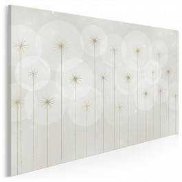 Magiczna aura - nowoczesny obraz na płótnie - 120x80 cm