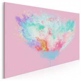 Przebudzenie - nowoczesny obraz na płótnie - 120x80 cm