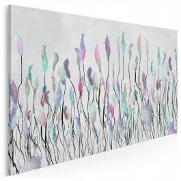 Beztroska codzienności - nowoczesny obraz na płótnie - 120x80 cm