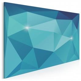 Topaz - nowoczesny obraz na płótnie - 120x80 cm
