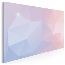 Fluoryt - nowoczesny obraz do sypialni - 120x80 cm
