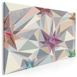 Hiperostrość - nowoczesny obraz do salonu - 120x80 cm