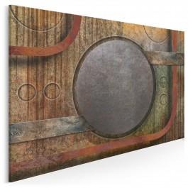 Nierozerwalne więzi - nowoczesny obraz na płótnie - 120x80 cm