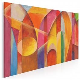 Katedra - nowoczesny obraz na płótnie