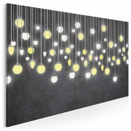 Światłoczułość - nowoczesny obraz na płótnie - 120x80 cm