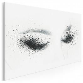 Dekalog sensualności - nowoczesny obraz na płótnie - 120x80 cm